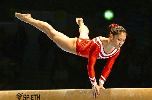 Strecken für die Meisterschaft: Kim Bui plant mit dem MTV Stuttgart  die Titelverteidigung. Foto: dpa