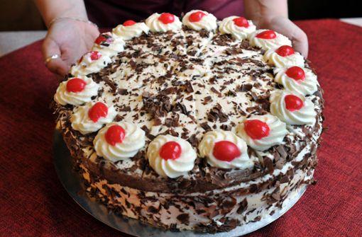 In Stuttgart-Degerloch haben sich Gäste einer Geburtstagsparty an einem Kuchen vergiftet (Symbolbild). Foto: dpa