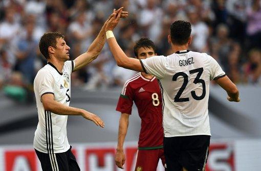 DFB-Elf gelingt EM-Generalprobe