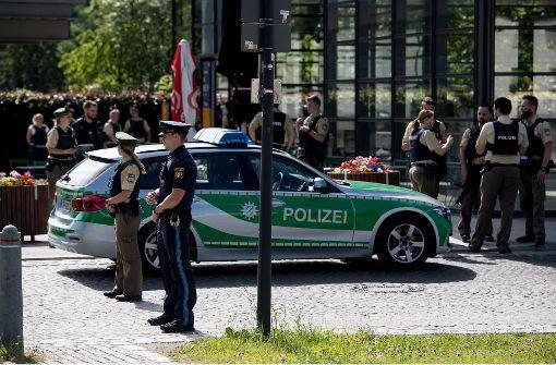 Polizei bangt um angeschossene Kollegin
