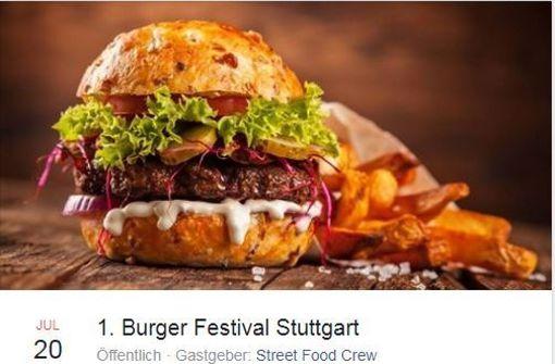 Burger-Festival in Stuttgart findet nicht statt