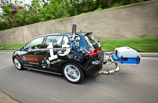 Bosch ruft Ende der Dieselkrise aus