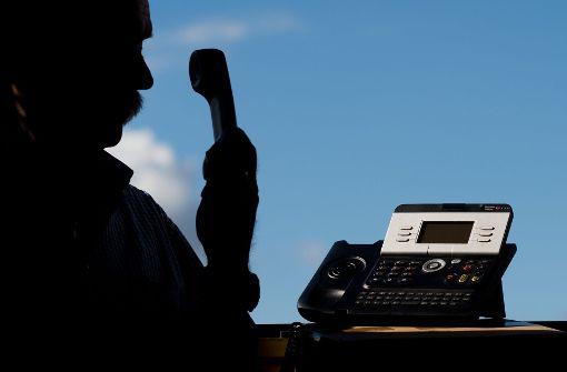 Polizei kämpft gegen Telefonbetrug