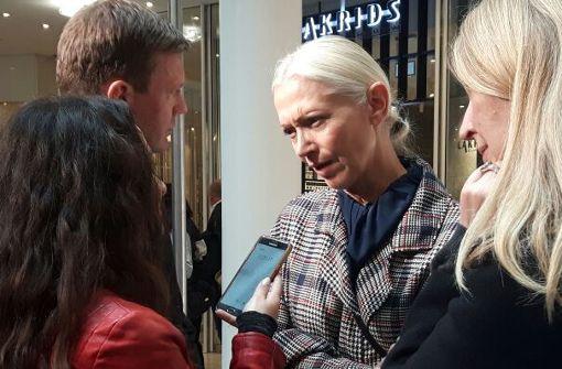 """""""Vogue""""-Chefredakteurin lobt Stuttgart als Modestadt"""