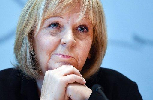 """Beim sogenannten """"Ständehaus-Treff"""" äußerte sich Kraft zur Kanzlerkandidaten-Frage gegenüber der Rheinischen Post. Foto: dpa"""