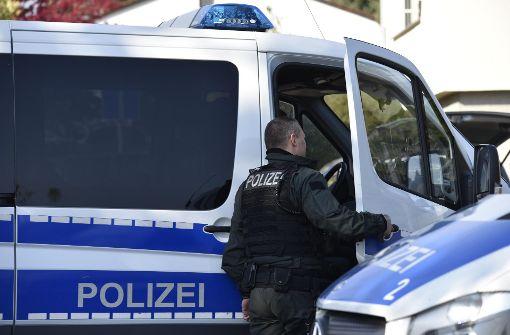 In Tübingen hat die Polizei einen Mann festgenommen. Foto: 7aktuell.de/Oskar Eyb