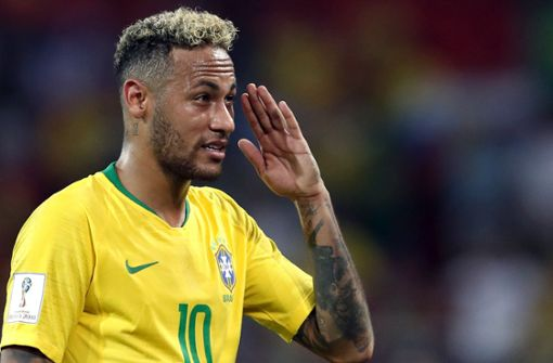 Neymar schwört Seleção auf Mexiko ein