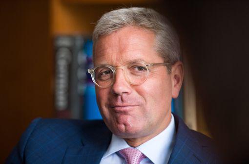 Norbert Röttgen (CDU) hat sich für eine Beteiligung Deutschlands an einem Militäreinsatz seiner Verbündeten in Syrien ausgesprochen. Foto: dpa