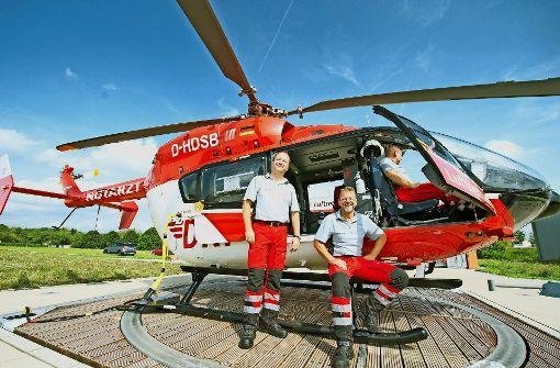 Ein neuer Hubschrauber für Stuttgart