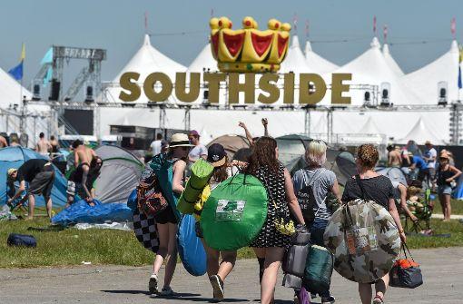 Southside Festival ist fast ausverkauft