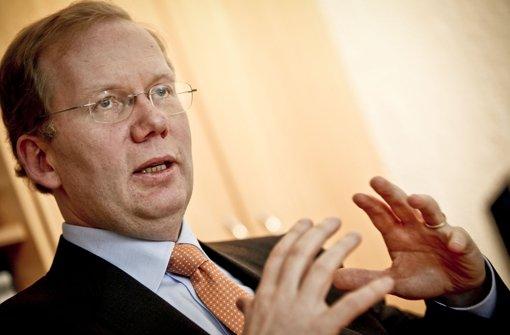 Der parteilose Werbeprofi Sebastian Turner will Oberbürgermeister von Stuttgart werden. Foto: Piechowski