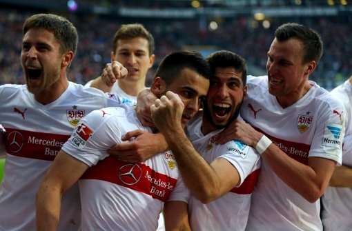 Artem Kravets (links): Hatte nach seiner Einwechslung eine schöne Aktion, die fast zum 5:1 geführt hätte. Note: 3. Foto: Getty