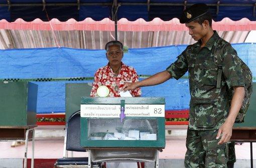 Triumph für Militärjunta in Bangkok