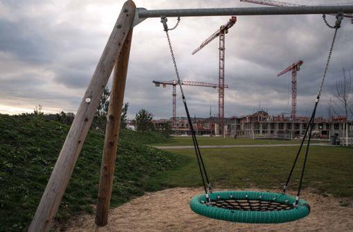Größere Sporthalle für Neckarpark gefordert