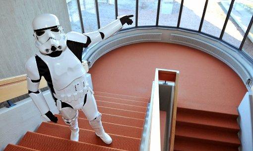 Star Wars-Hype hat Stuttgart im Griff