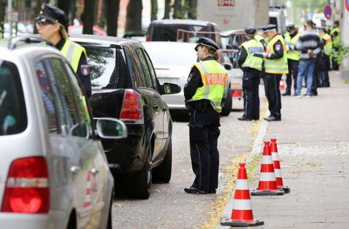 Dieselkontrolle: Jeder vierte Fahrer muss zahlen