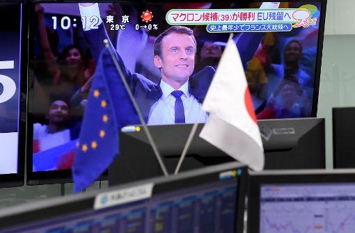 """""""Macron wird ein herausfordernder, aber konstruktiver Partner"""""""