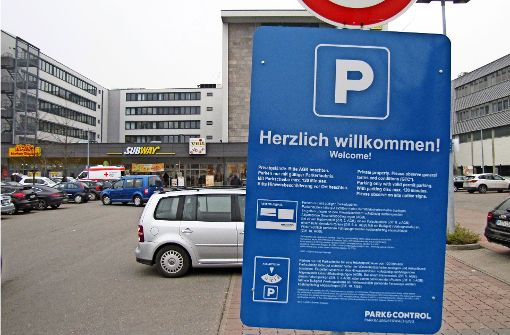 Frau verweigert Strafzahlung an Parkfirma