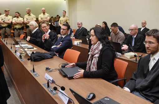 NSU-Prozess Verfahren bis 24. Oktober unterbrochen
