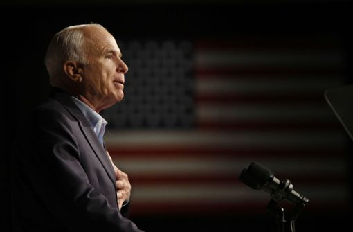 US-Senator John McCain ist tot