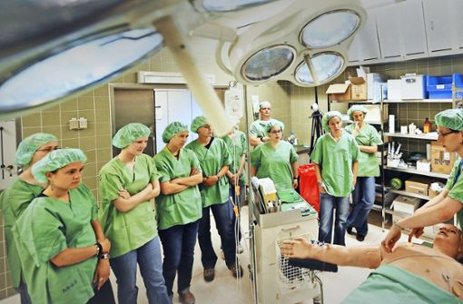 Städtisches Klinikum will Uniklinik werden