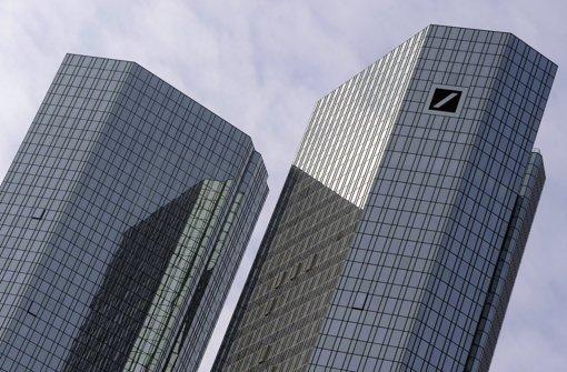 Wieder Durchsuchungen bei Deutscher Bank