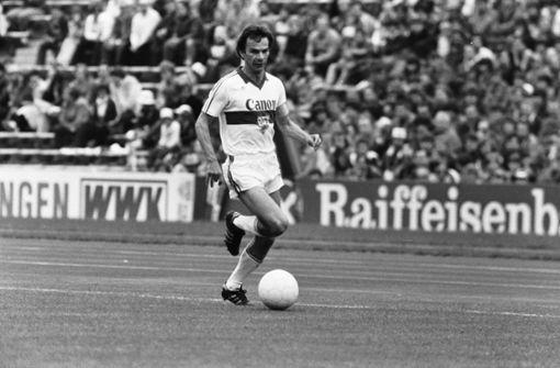 Hermann Ohlicher, der Eintracht-Schreck