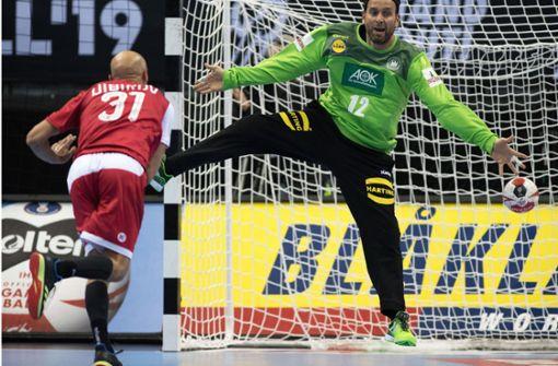 Russland verpasst deutschen Handballern Dämpfer