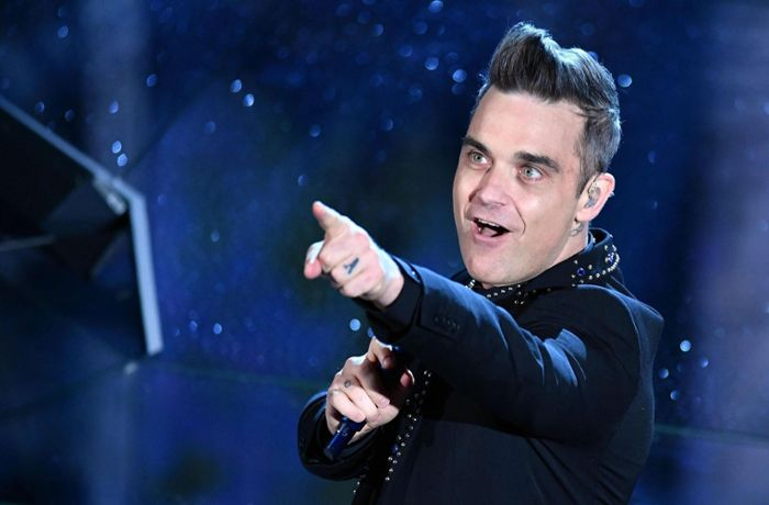 Robbie Williams wird 45: Let him entertain you!