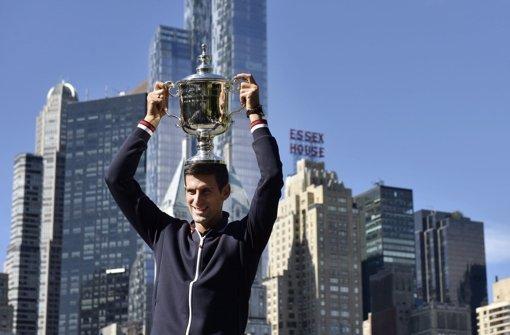 Novak Djokovic: Allein gegen alle