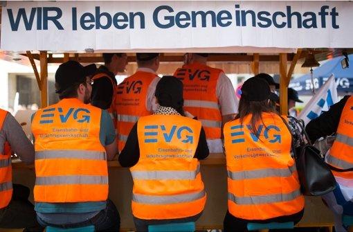 EVG und Deutsche Bahn einigen sich