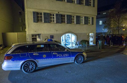 In Pleidelsheim ist es zu einer Messerstecherei in einem Friseursalon gekommen. Foto: 7aktuell.de/Simon Adomat