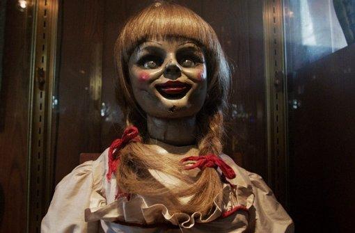 ... oder einer unheimlichen Puppe ... Foto: Warner