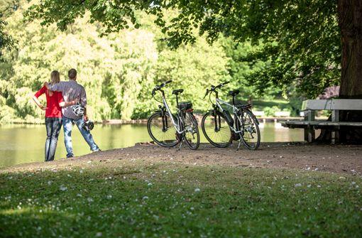 Fünf Gründe, warum sich ein E-Bike in Stuttgart lohnt