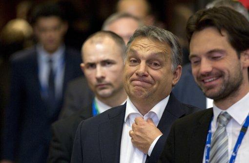 Ungarn sperrt Grenze zu Kroatien