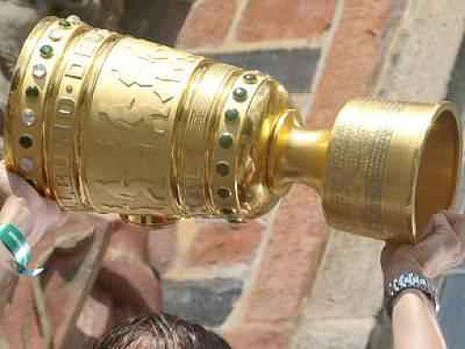 Auch im Pokal mit Losglück