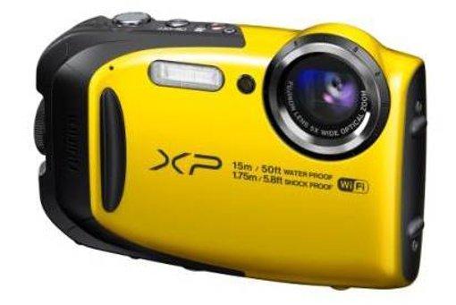 Actionheld – Die Outdoor-Kamera FinePix XP80 von FUJIFILM