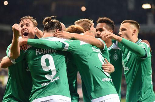 Werder Bremen feiert dritten Saisonsieg