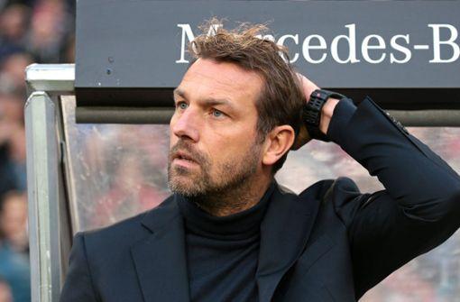 Diese Elf startet gegen Borussia Mönchengladbach