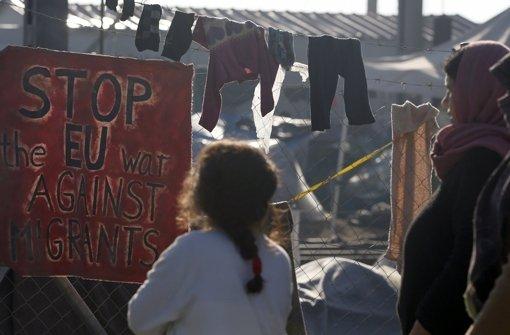 Athen bummelt beim Flüchtlingspakt