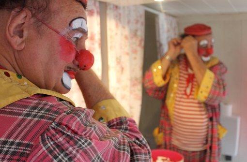 Seit 70 Jahren Clown