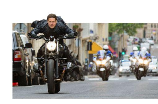 Tom Cruise jagt  James Bond