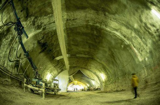 Bahn hält Schäden an Tunneln für ausgeschlossen