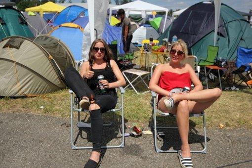 Southside: Nicht alle Camper mögen den Müll