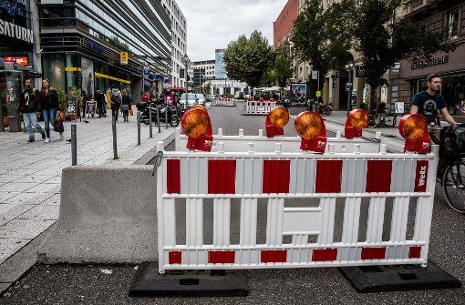 Ärger über tägliche Staus und Unfälle in der Bolzstraße
