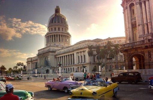 Tüftler  aus dem Land sind in    Kuba gefragt