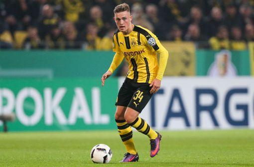 VfB vor Verpflichtung von Jacob Bruun Larsen