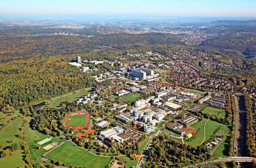 Fraunhofer informiert über Baupläne