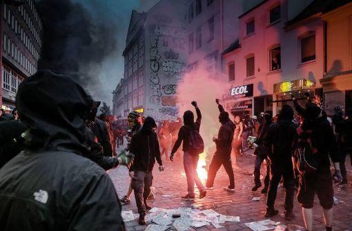 40 Millionen für G20-Gewaltopfer