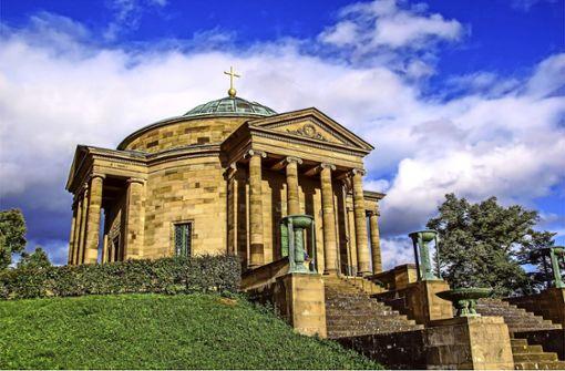 Besucherrekord in der Grabkapelle erwartet
